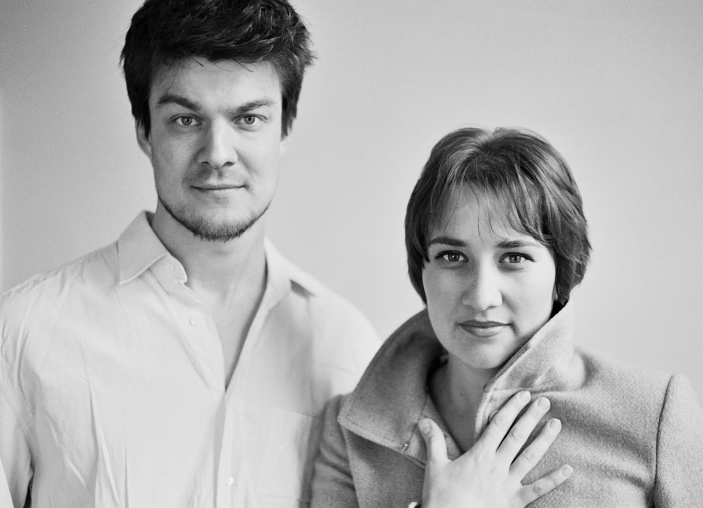 Karolina Trybala und Lars Stoermer